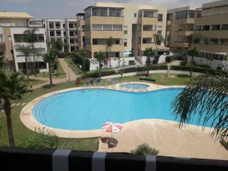 appartement a vendre a bouznika 87m2