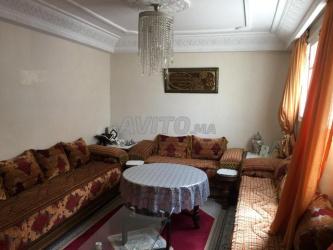 maison rdc à riad salam en vente