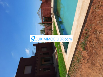 villa en (par mois) à bouznika