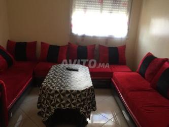 bel appartement à louer meuble dans une résidence