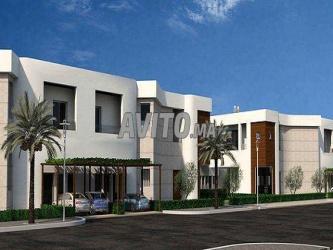 villa en vente à bouskoura à la ville verte