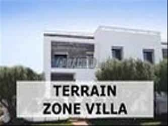terrain 200 m2