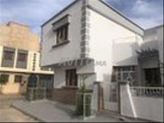 petite villa 2 façade 134m2 à bensahli agdal oujda