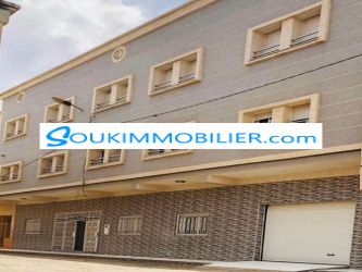 maison rplus2 a vendre ouled bouteib
