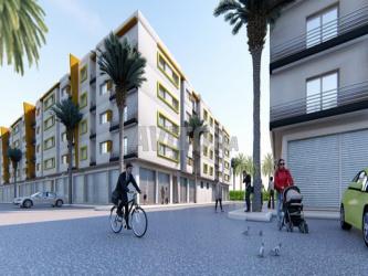 appartements avec ascenseur 80m2 situé à deroua
