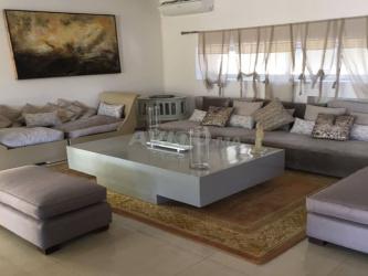 villa meublé de 600 m à loué sur hay riad rabat