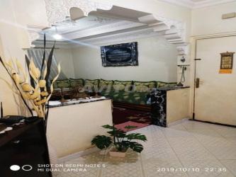 شقة للبيع بحي الهدى اكادير 62م
