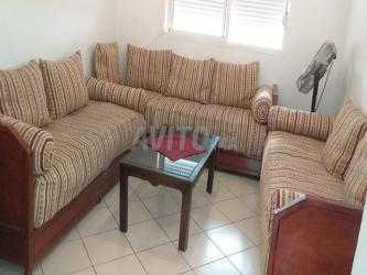 appartement meublé à vendre (martil)