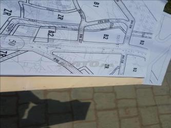 ارض 1200م محفظة للعمارات من 3 واجهات بحي الع