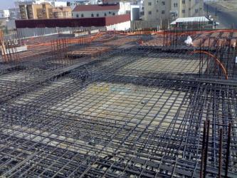 تشرون بناء المنازل في مدينة طنجة