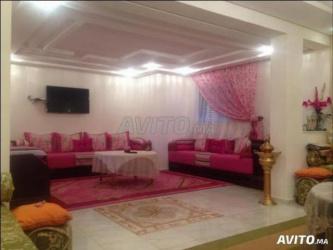 maison de 90 m2 r2 sur abdou fleuri skhirat