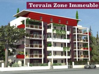 terrain zone immeuble boulevard nakhil qods