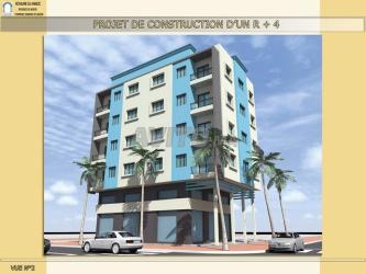 appartment neuf de 95 m² a vendre ( al boustane )