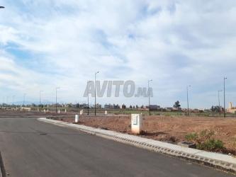 lots de terrains pour villa 250 m2 - av med 6