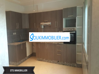 appartement 64 m² à sidi rahal chatai
