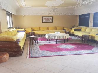 maison de 185 m2 à hay el manzeh rabat