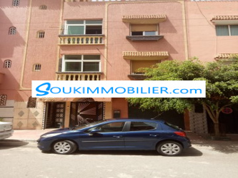 maison de 114 m2 hay al falah