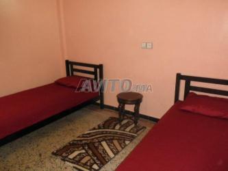 appartement de 110 m meublée hamria meknès