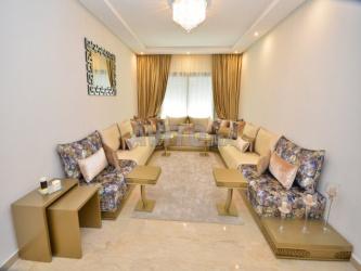 appartement de 124 m2 val fleuri casablanca