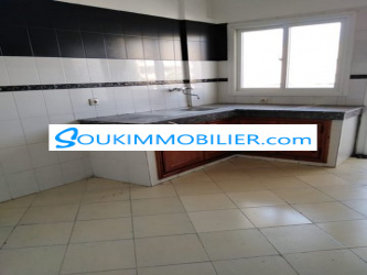 appartement de 75 m2 à bd mokawama