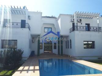 villa 6 chambres en location à souissi