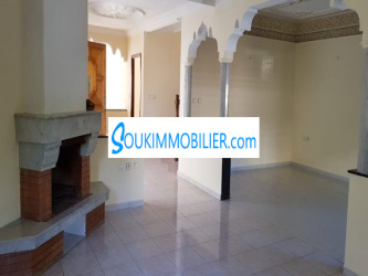 villa de 420m2 à rabat hay riad