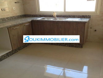 appartement 121 m2 sud guich oudaya
