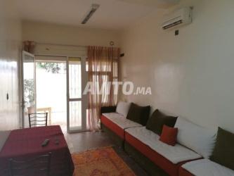 appartement de 85 m agdal meublé charges comprises
