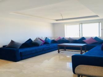 location appartement meublé à mansouria