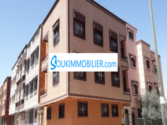 appartement 2 fascad neuf a m\'hamid