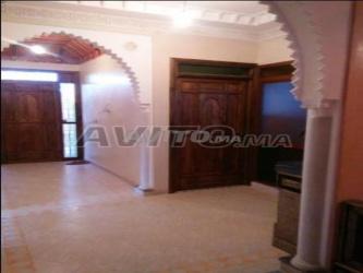 maison de 400 m2 route de casablanca