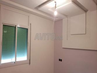 appartement de 90 m2 lotissement alliances mehdia