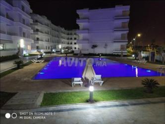 appartement avec piscine mohammedia