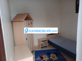 riad meublé à louer situé à salé médina