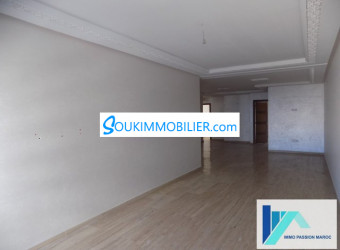Appartement F3 non meublé à TANGER -Moulay Smail