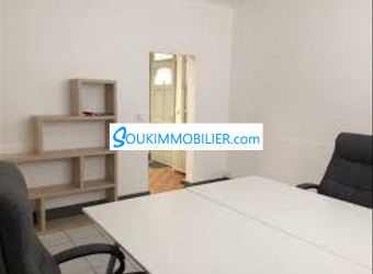 appartement en vente pour bureau à oulfa