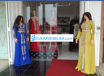magasin commercial a vendre