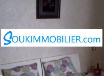 Immobilier Maroc : studio luxueux meublé à louer au parc