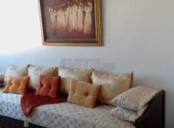 Immobilier Maroc : apprt à louer meublé à hay salam oulfa à oulfa