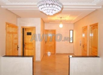 maison 100m² rc et 1ér étage à alliance mehdia