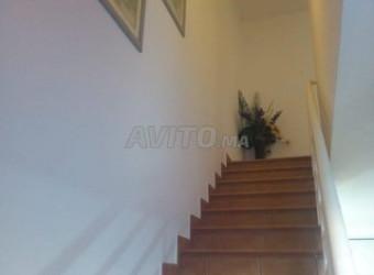 duplex meuble en location a skhirat