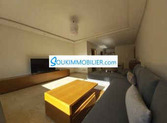 appartement neuf 3ch et salon bouskoura