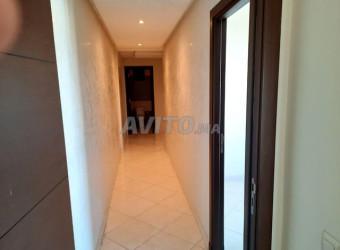 appartement de 85m²en location a agdal