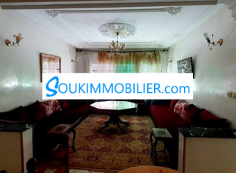 Immobilier Maroc : شقة مفروشة بوسط المدينة