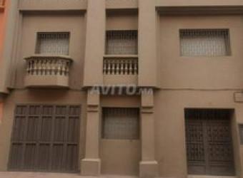 maison à vendre r2 120m2 avec local commercial