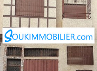 maison jamais habitée en vente à bouskoura