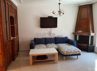 jolie triplex meublé à harhoura