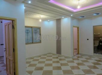 Immobilier Maroc : شقة 110متر 2 بلكون طابق الاول