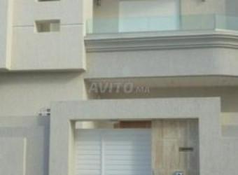 villa meublée pour location