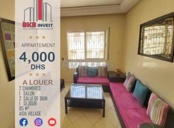 magnifique appartement meuble a louer